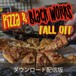 ダウンロード配信『Just like you』(from  Album CD『Pizza & Black Works/FALL OFF』)