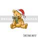 クリスマスモチーフ Christmas motif 0040-C