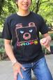 サクマ-ドロップス 大人半袖Tシャツ 親子おそろいTシャツ