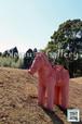 馬型はにわ-ひんべえ?~Horse type clay image~