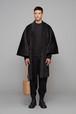 羽織 / T-KIMONO / Corduroy / Black(With tailoring)