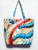 【Cyto Lyota×AVA Art tote bag(Hard type)】