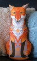 Felix the Fox Tea Towel / Cloth Kit