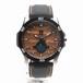 Pono Woodworks The Castaway Koa Wood Watch【ポノ ウッドワークス】キャスタウェイ コア ウッド ウォッチ  ブラック