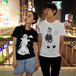 [Tシャツ] 0(てんし)/9(あくま)