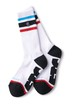FTC (エフティーシー) / FTC TEAM SOCKS -WHITE-