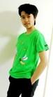 バングラデシュ 子供Tシャツ 6A蝶々(男女兼用)