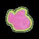 クッキー型:栃木 黄鮒