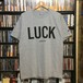 PICTURE MOUSE [LUCK] S/S Tsh (グレー)