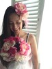 Flower Bijou Head Dress