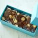 3種のチョコレートのブラウニー 3個 箱入り
