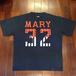 "SUNNY SPORTS/サニースポーツ |【特価SALE!!!】"" MARY "" TEE - Dark Navy"