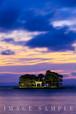 嫁ヶ島のライトアップ