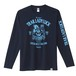 Dry Long Sleeve T-Shirt / TLL / Navy