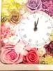 preflaピアジェローズ花時計