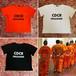 PRISONER T-SHIRT/ #囚人服 プリズナーTシャツ2020