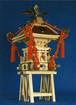 ウッディジョー  木製神輿模型 1/5 喧嘩神輿