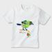 """ベビーTシャツ NZ Birds """"Bell Bird"""" ★名前入れ可能"""