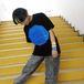 Lau made in Japan『uzumaki-Tシャツ/ブラック』