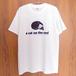 白黒猫Tシャツ - E
