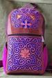 カザフ刺繍のリュック