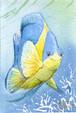 【ミニ原画】海の仲間たち⑮
