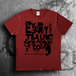 Everything Starts From 0 Tシャツ RED(受付終了)