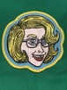 """Toughtimes""""6-EYED GIRL PATCH"""""""