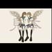 あゆみとみちる ポストカード「片翼の天使たち」