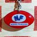 フランス NF[エヌ・エフ]フランス国内規格マーク ブルボンキーホルダー
