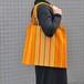 メキシコ織物バッグ(マルチストライプ柄)C