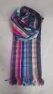 幸せの国ブータンから Tshachu Spring (ツァチュ スプリング) ブータン手織りスカーフ ANA by KARMA