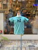ADULT:NEEDLEWORKS STANDARD【ニードルワークススタンダード】Smile T-shirt(グリーン/S,M,Lサイズ)スマイルTシャツ