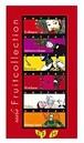 zotter (ゾッター) ナシス「フルーツカカオ」コレクション (6 種類12 枚入) 【DNZO0013】