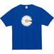 [PASSION] 7.4oz スーパーヘビー デイジー Tシャツ [ロイヤルブルー]