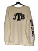 【JTB】ロゴ トレーナ 【ホワイト】イタリアンウェア《W》
