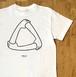 【残りわずか】Waella's Choice × Jazzy Sport Tシャツ/ホワイト