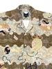 サムライアロハ Silk-L_2193237