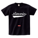 minario / AMERICAN CASUAL T-SHIRT BLACK