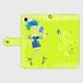 GIRLgreen手帳型(小・中)受注生産¥3600