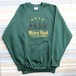 GMPD Heavy Road sweat Green