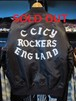 MAー1JKT C CITY ROCKERS ENGLAND