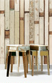 【NLXL】 PIET HEIN EEK  scrap wood wallpaper  PHE-01