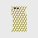Xperia X Compact SO-02J 側面+裏面スマホケース 籠目A(MMD-SHSO2J-T004OC1)