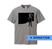 SAVE THE ZONE-B TシャツD + DONATION