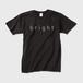 MENS T-SHIRTS「bright」white or black