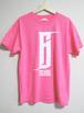 1500円OFF!!!【6SENSE】 T-Shirts -BIG LOGO '17- (PINK)