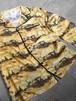 patterned pajamas shirt