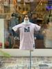 KIDS:NEEDLEWORKS STANDARD【ニードルワークススタンダード】Smile T-shirt(ベージュ/80〜150cm)スマイルTシャツ
