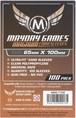 (65x100mm)Mayday カードスリーブ  「世界の7不思議」サイズ MDG-7102